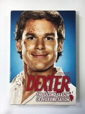 Dexter: The Complete Second Season (DVD, 2011, Canadian)