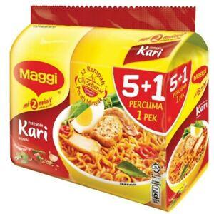 Maggi Kari Malaysian Food