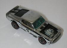 Redline Hotwheels Chrome 1970 Boss Hoss oc15344