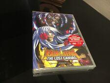 SAINT SEIYA DVD LOS CABALLEROS DEL ZODIACO THE LOST CANVAS EPISODIOS 6-9