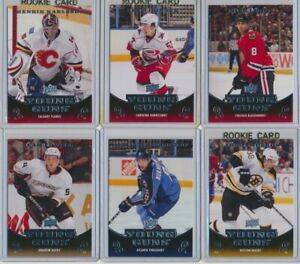 2010-11 Upper Deck Series 1 Series 2 Young Guns Rookie YOU CHOOSE