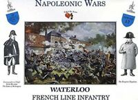 A Call To Arms Waterloo French Line Infantry Napoleonic Wars Soldier Kit 1:32