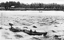 Photo. ca 1900. Oulu, Finland. Tar-boat