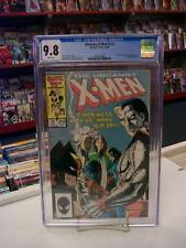 UNCANNY X-MEN #210 (Marvel Comics, 1986) CGC Graded 9.8! ~ White Pages