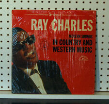 Ray Charles - Country & Western Music Vinyl LP Record Album ABCS-410 mono stereo