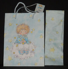 TY EXCLUSIVE - ANGELINE GIFT BAG with MATCHING TISSUE PAPER and GIFT CARD