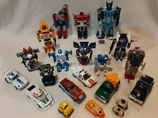 Transformers G1 lot, very used, looking for a good retirement home, some reissue