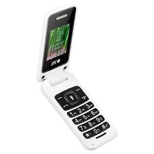 Teléfonos móviles libres blanco con conexión Bluetooth con 16 GB de almacenaje