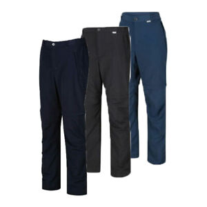 Regatta Leesville Mens Light Zip Off Walking Hiking Golf Shorts Trousers RRP £50
