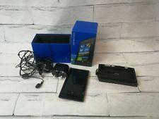 Vitage Nokia Lumia 800 - 16GB - Black (o2 locked) Smartphone touchscreen Defect