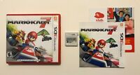 Mario Kart 7 (Nintendo 3DS, 2011) (Game, Case, and Manual - Very good condition)