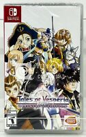 Tales of Vesperia Definitive Edition - Nintendo Switch - New   Factory Sealed
