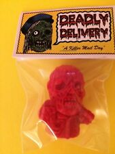 Deadly Delivery Retroband Incredible Melting Maba Red Sealed With Header Limited