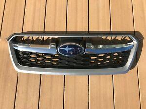JDM 2012 Subaru Impreza XV Crosstrek Front Grill Grille GP OEM