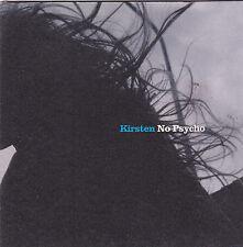 Kirsten-No Psycho cd single