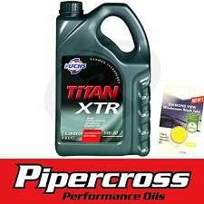 Fuchs TITAN XTR (5w-30) High Performance Synthetic Engine Oil - 5 Liters