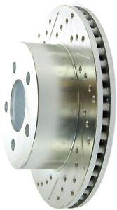 StopTech 227.67045R C-TEK Sport Rotor Fits 99-06 Cherokee TJ Wrangler