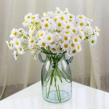 1 Bouquet Artificial Daisy Fake Flowers Small Daisy Wedding Fairy Home Decor