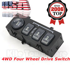 Four Wheel Drive Selector Switch 02-09 GMC Chevy SUV 4wd 4x4 gm Dorman 901-064