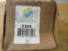 NAPA GOLD 2322  MINT NEW IN BOX,,,, FREE SHIPPING,,, BOX IS A LITTLE DUSTY