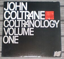 VINYLES 33 T LP : ** JOHN COLTRANE ** COLTRANOLOGY VOLUME ONE !!