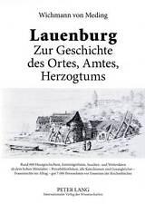 Lauenburg Zur Geschichte Des Ortes Amtpb BOOK NEW