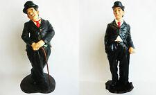 "2 er Set Figur ""Charlie Chaplin"" stehend , H:34 + 23cm (3300010+20)"