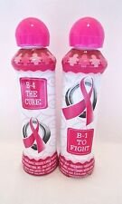 Bingo Daubers Breast Cancer Awareness Pink B-4 The Cure Set of 2 Markers