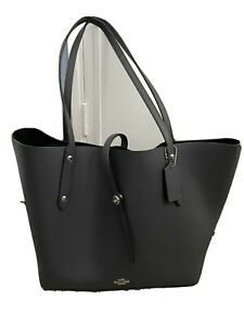 Coach Large Tote Bag in Petrol immaculate