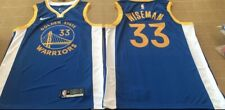 James Wiseman Golden State Warriors #33 Jersey Size Large!