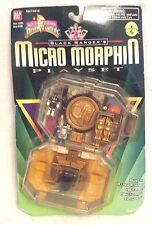 Power Rangers Black Ranger Micro Morphin Playset