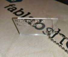 5mm Plexiglas ® Perspex etc Acrylglas Platte Scheibe Zuschnitt transparent klar