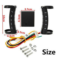 2X 10 Keys Remote Control  Car Steering Wheel Button Wireless For Stereo DVD GPS