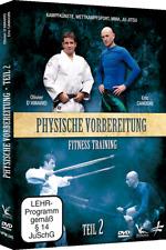 Physische Vorbereitung Fitness Training für Kampfsportler Vol.2 DVD Ju-Jitsu MMA