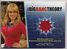 Big Bang Theory Season 5 Costume Card M31 Bernadette Rostenkowski-Wolowitz