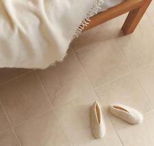 Piastrelle pavimento in gres porcellanato effetto marmo Botticino beige 45x45