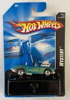 2008 Hotwheels Mystery Car 58 Blown Chevy Corvette Vette Green 23/24 Very Rare!