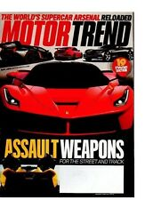 Motor Trend May 2013('13 Honda Accord Sport, '13 Toyota Camry SE, 2014 Mazda6 GT