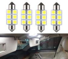 10x 12V Auto 5 SMD LED T10 Lampe weiß Standlicht Innenraum 6500K Deutsche Post