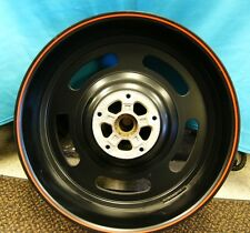 vrscdx 240 Denim Black Slotted Rear Wheel VRSCAW V ROD V-ROD VROD