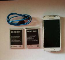 Samsung Galaxy S4 mini SPH-L520 - 16GB - White (Sprint) Smartphone