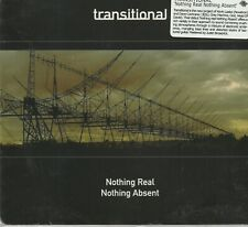 Nothing Real Nothing Absent [Slimline] by Transitional (CD, May-2008, Conspiracy