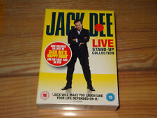 JACK DEE - LIVE STAND-UP COLLECTION / 5 DVD-SET 2012
