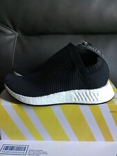 ADIDAS ORIGINALS NMD_CS2 PK (BLACK) PRIMEKNIT BOOST RUNNING SHOES SIZE 8 CQ2372