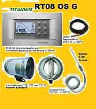 Kaminofensteuerung Ofensteuerung Kaminregler Ofenregler Feststoff Controler