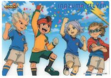 mini pencil board Shitajiki Inazuma Eleven anime Endou Mamoru Fubuki Shirou