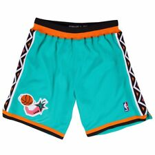 1996 NBA All Star East Authentic Mitchell & Ness Teal Shorts XL Hardwood Classic