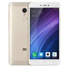 Xiaomi Redmi Note 4X 64GB/4GB Snapdragon 625 Deca Core Gold 13MP Smartphone ES