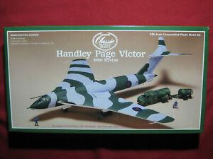 Handley Page Victor British Bomber 1/96 Lindberg RAF Plastic Model Kit Cold War