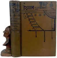 1883 Etiquette SUCCESS HAPPINESS & FORTUNE Victorian THINK GROW RICH toilette US